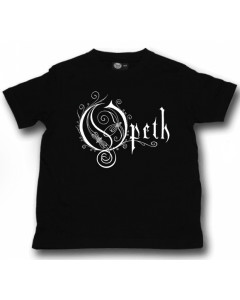 Opeth T-shirt Logo | Metal clothing Littlerockstore